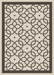 "Gustav Stickley's ""Scroll"" design - 5x7"