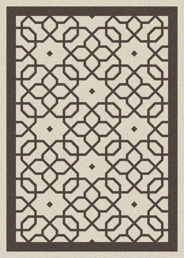Gustav Stickley's Scroll design - 5x7